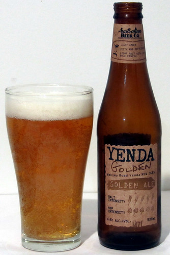 Yenda Golden Ale