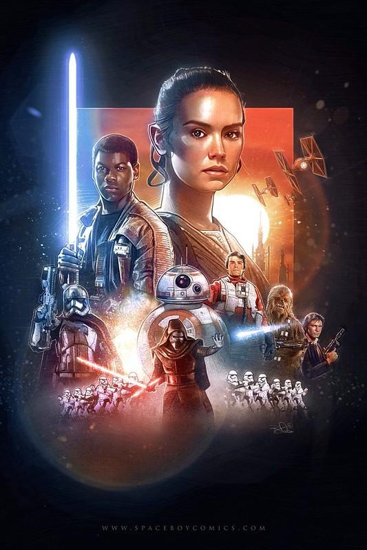 Star Wars - Episode VII - The Force Awakens - Poster 30