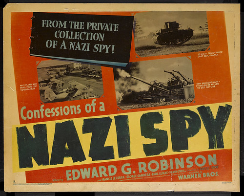 Confessions of a Nazi Spy - Poster 9