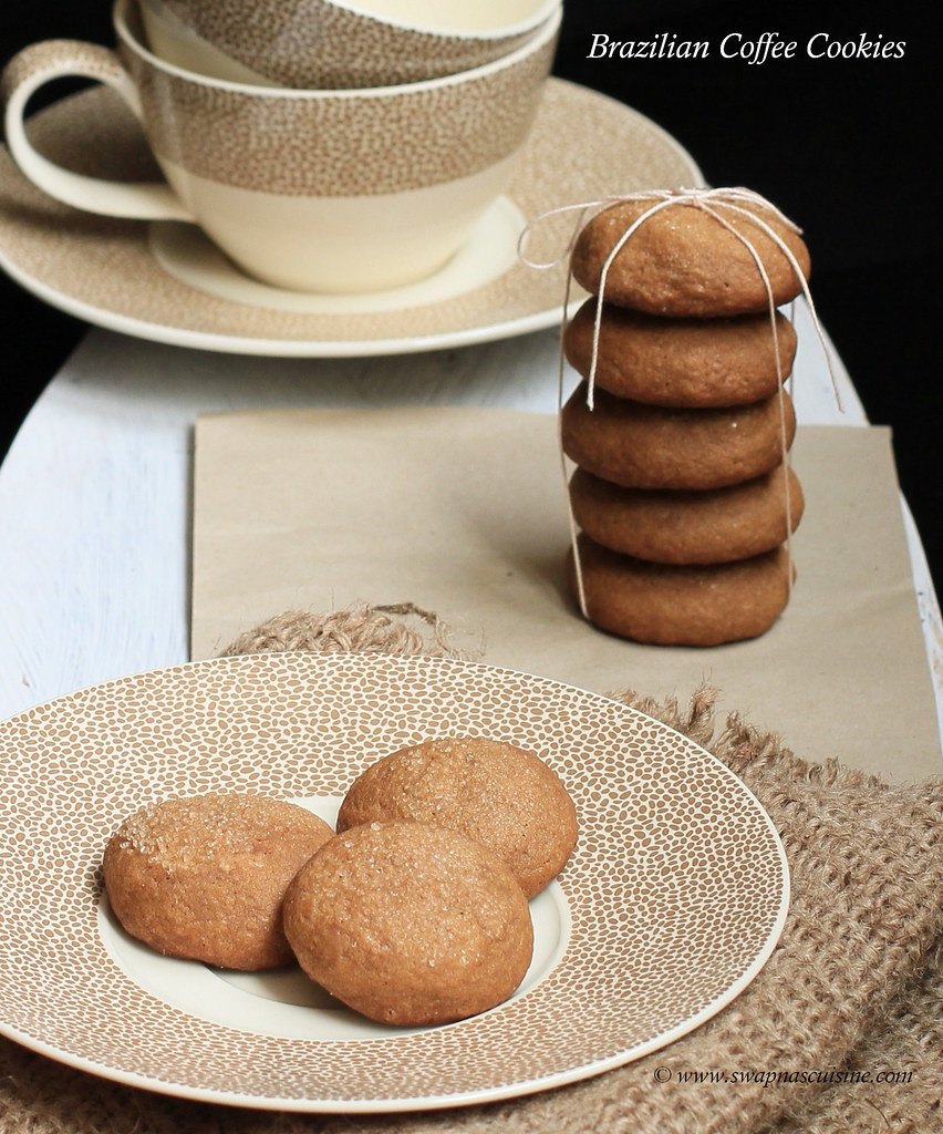 Recipe for Brazilian Coffee Cookie