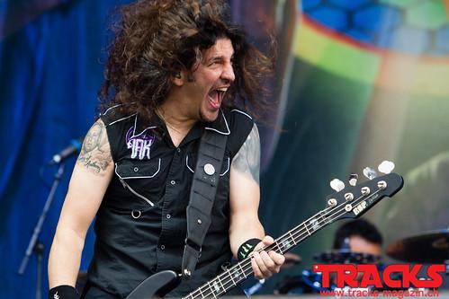Anthrax @ Sonisphere - Luzern