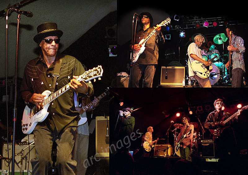 Love, with Arthur Lee, Robin2, Bilston, 2004 and 2005
