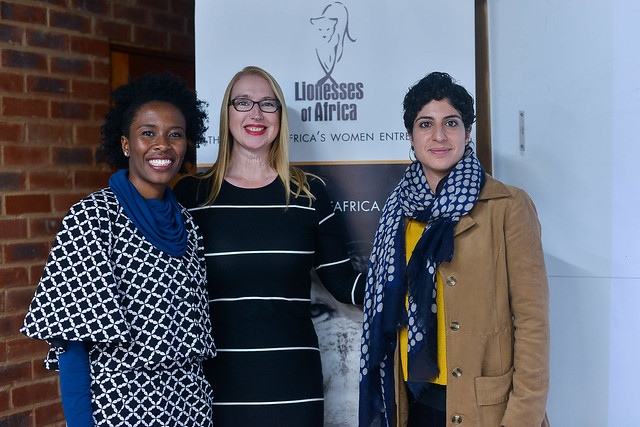Lioness Lean In Breakfast Event JHB 23 June 2016