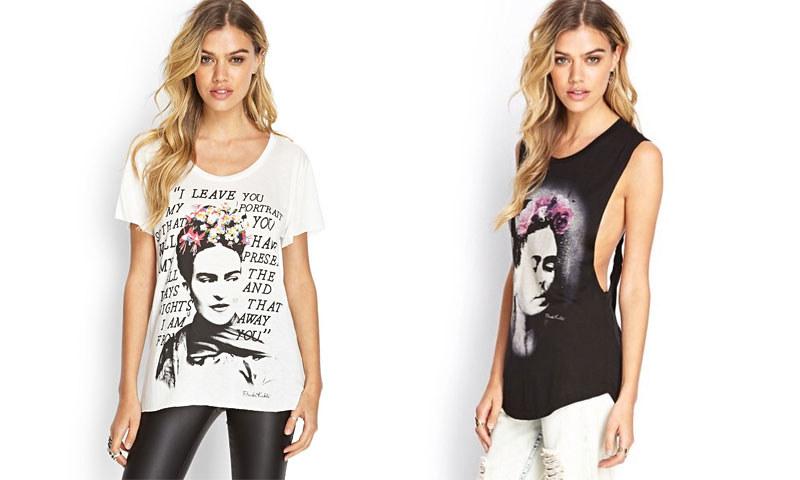 Frida en la cultura pop