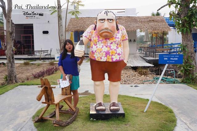 Thailand - Pai Ola Village