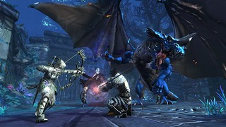Neverwinter: Valindra Battle