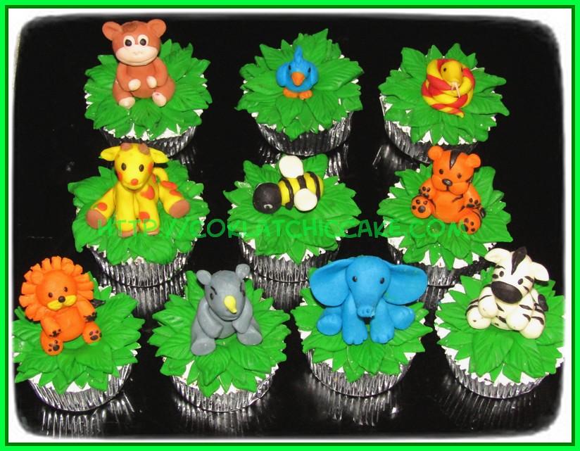 Cupcake Animal