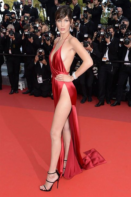 Bella Hadid on Gigi, success and THAT red #Cannes dress http://buff.ly/25BVvjz http://ift.tt/1UxE7DW