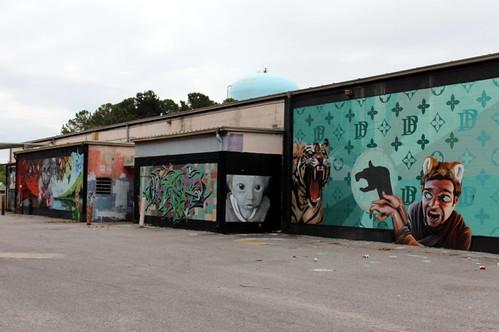 Charleston james island doug pazone mississippi for Dynasty mural works