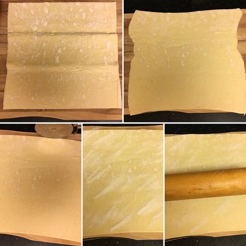 Collage of plamiers preparation 1