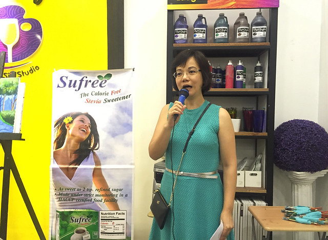 Patty Villegas - The Lifestyle Wanderer - Sip and Gogh Kapitolyo - Sufree - Tea Party -14
