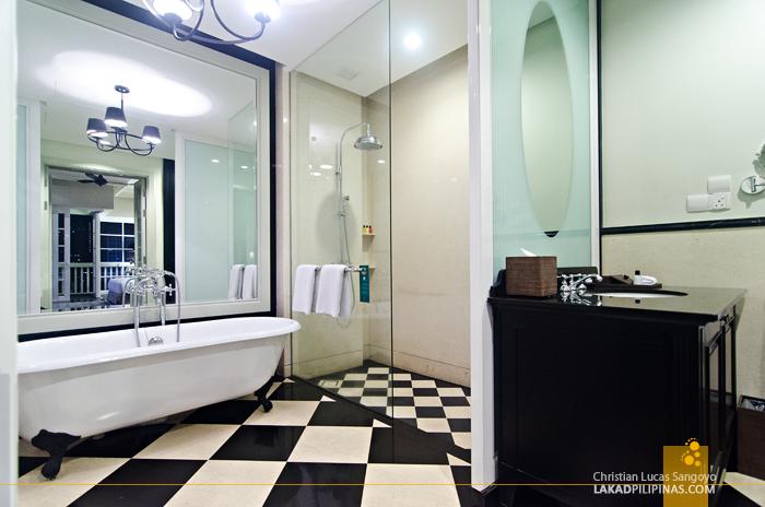 E&O Hotel Penang Victory Annexe Toilet