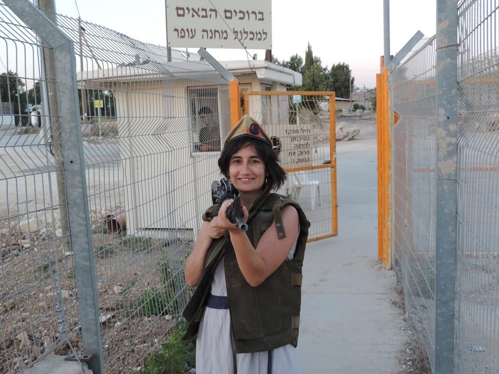 Израильская военщина-3