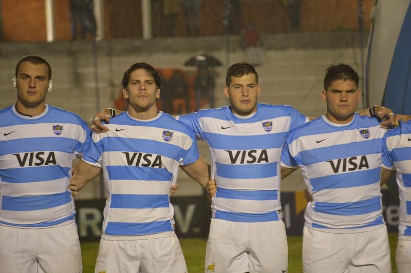 160528 Argentina XV v Uruguay