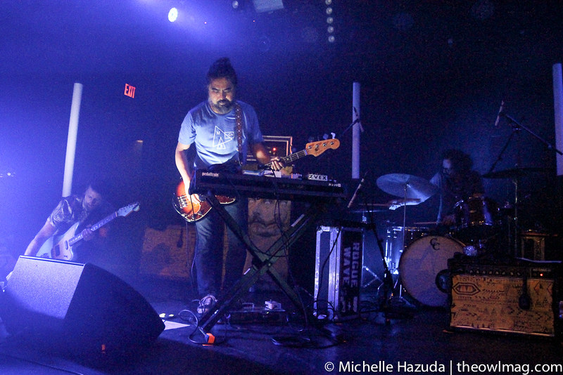 Rogue Wave @ Teragram Ballroom, Los Angeles 06-17-2016 12