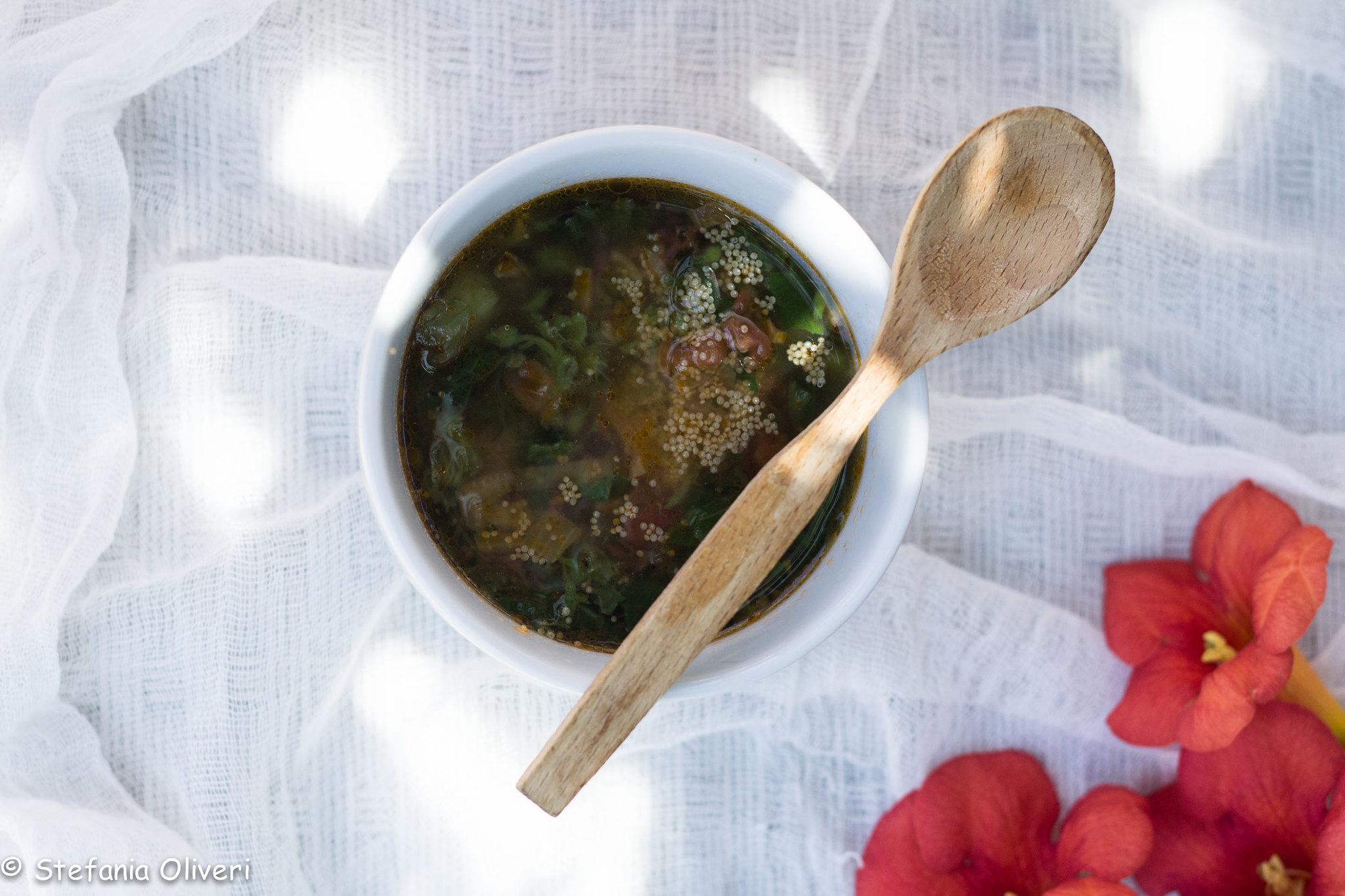 zuppa estiva di amaranto 6536