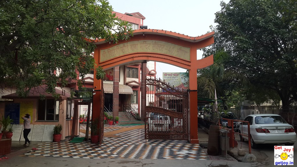 Temple Trail 4 - Sai Dham Temple, Sec. 40, Noida