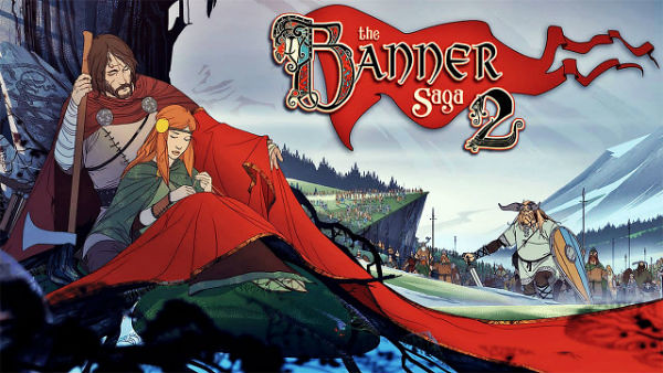 The Banner Saga 2 is coming to PS4 in July