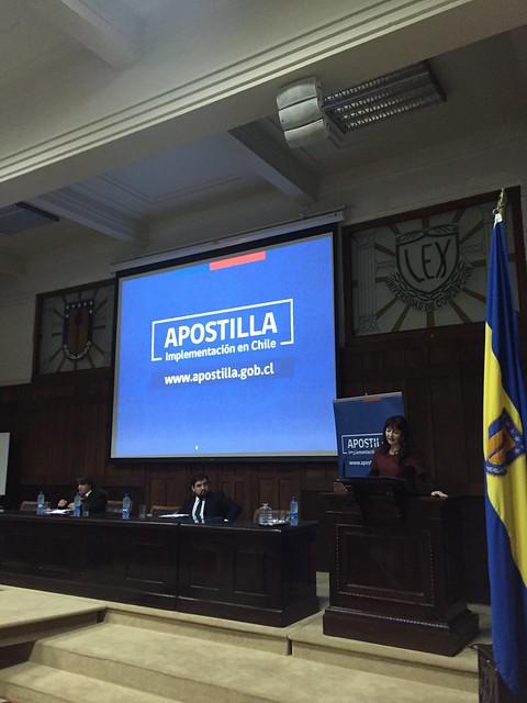 Apostilla en Concepción 29/06/2016