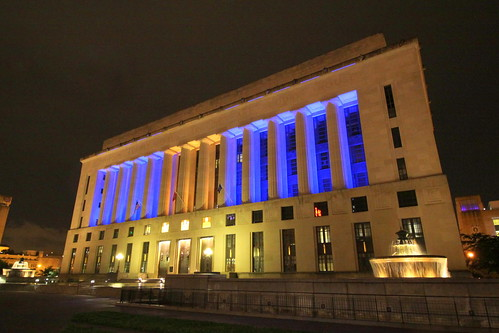 Tribute to Blue Angels Capt. Jeff Kuss - Nashville Davidson Courthouse