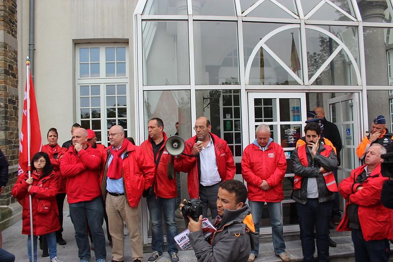 Grèves tournantes - Liège