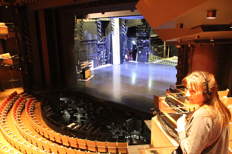2016 - Sydney Opera House Tour