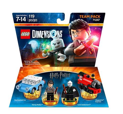 LEGO Dimensions 71247 Box