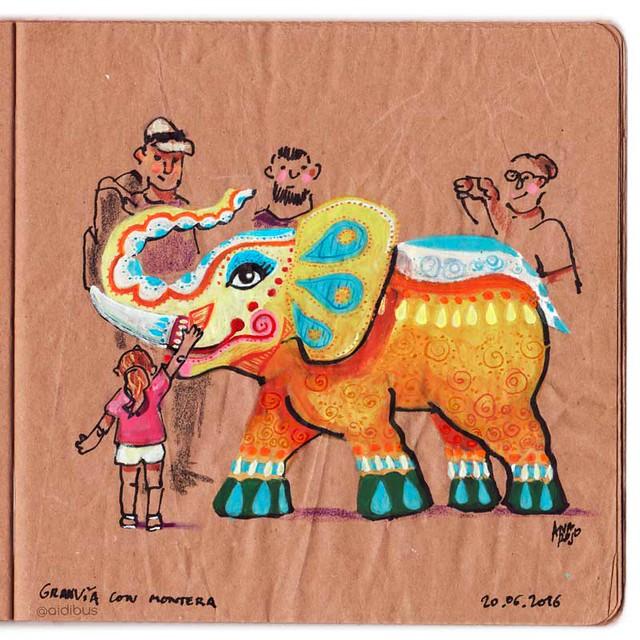 Elefante IIFA-Mahou