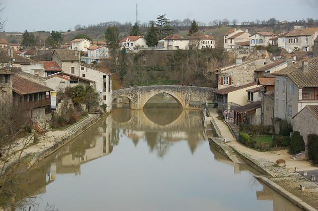 Nerac, France
