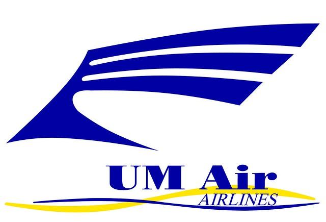 Логотип UM Air Airlines