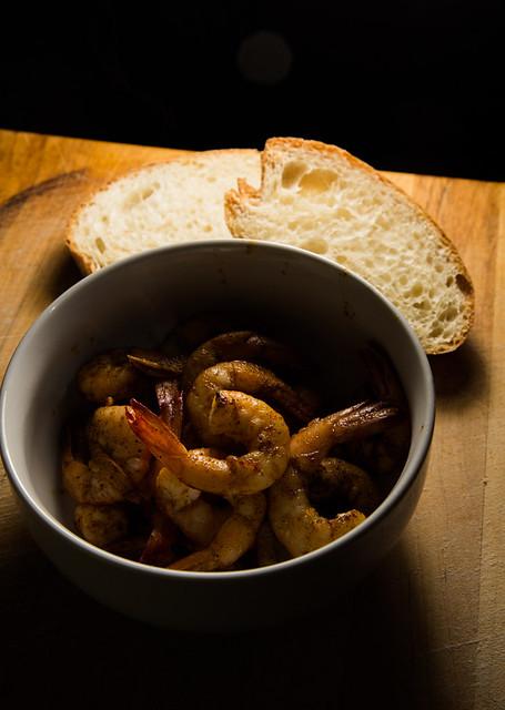 Spanish shrimp