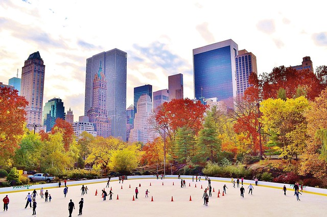 Central Park-Wollman Rink, 11.02.13