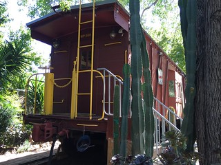 WP668 Caboose June 2016