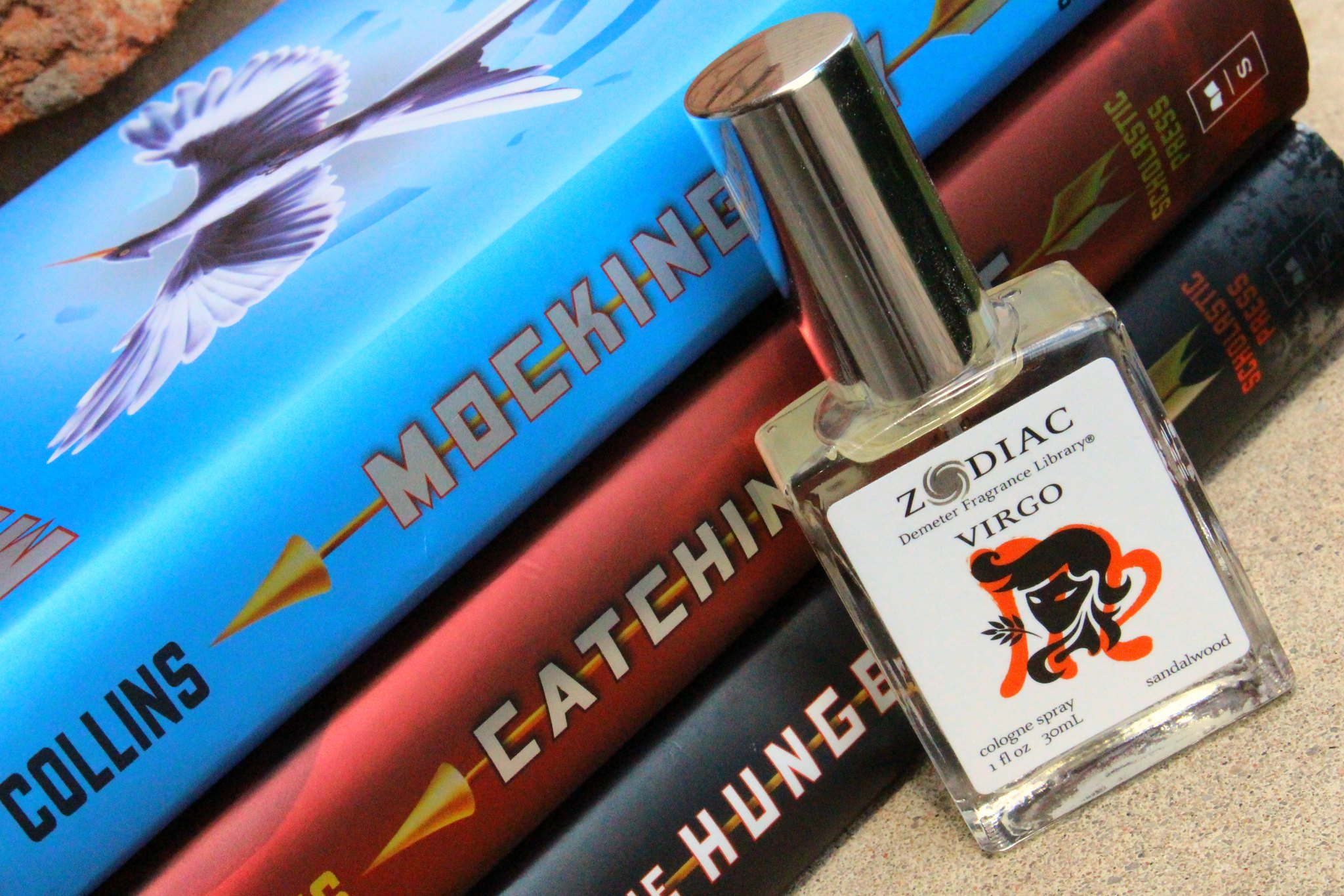 Demeter Fragrance Library Virgo Sandalwood