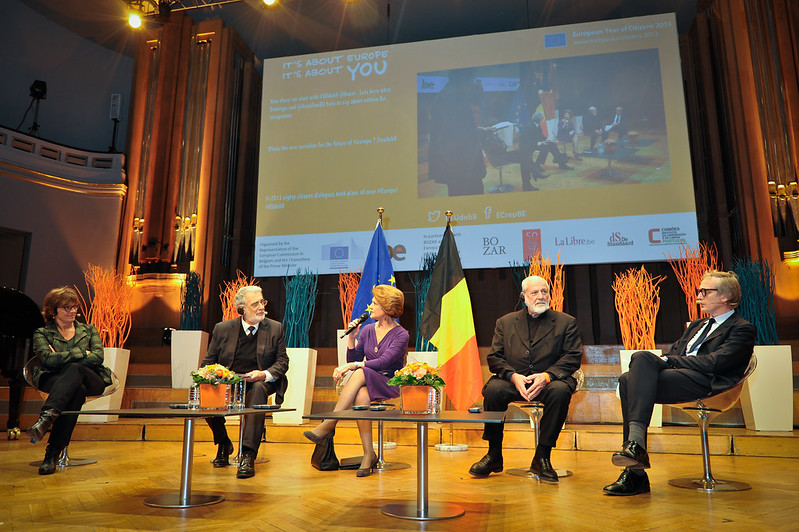 Citizens' Dialogue and 'European Inspirations' concert