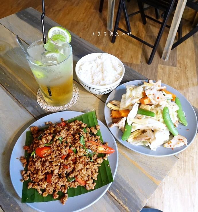 11 Dee 好得 泰國文化餐酒館 食尚玩家 隱身東區貳樓道地泰式料理