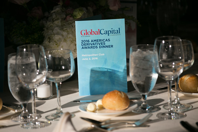 GlobalCapital Americas Derivatives Awards Dinner 2016