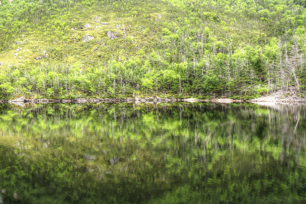 Western Brook Pond - Gros Morne