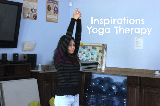 How does Inspirations use Yoga as therapy for teens? thumbnail