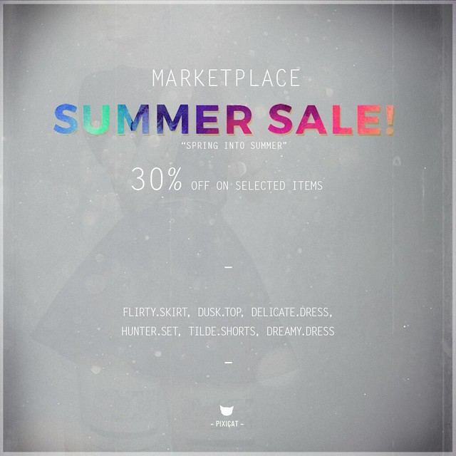 Marketplace - Summer Sale 30%