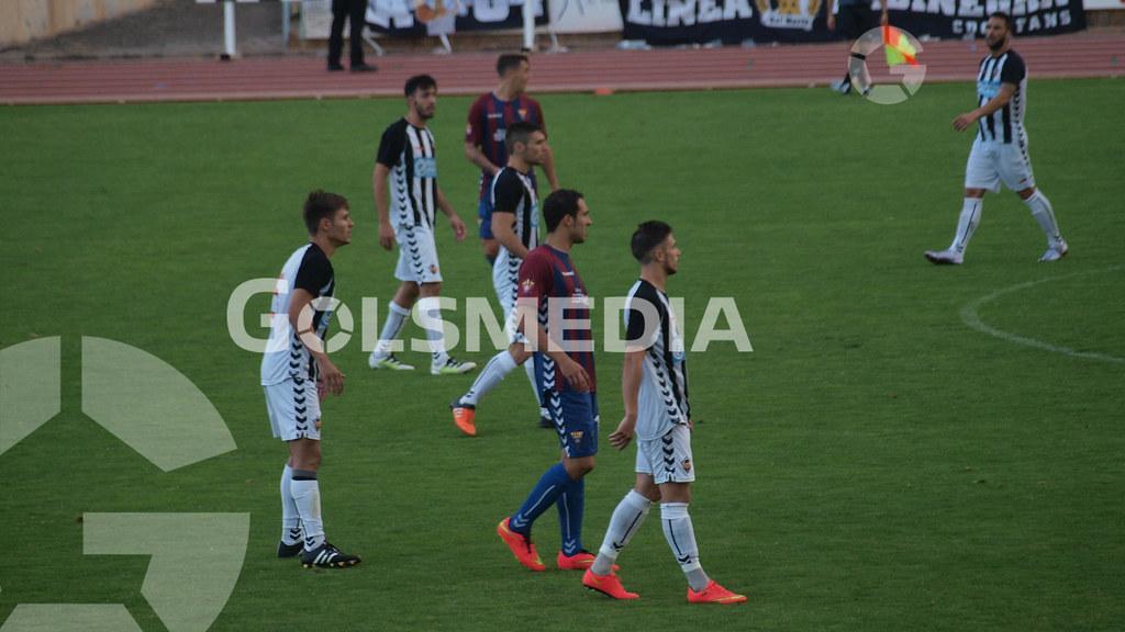 Promoción de ascenso a 2ªB, ronda final (vuelta). CF Gava 2-2 CD Castellón (26/06/2016), Jorge Sastriques