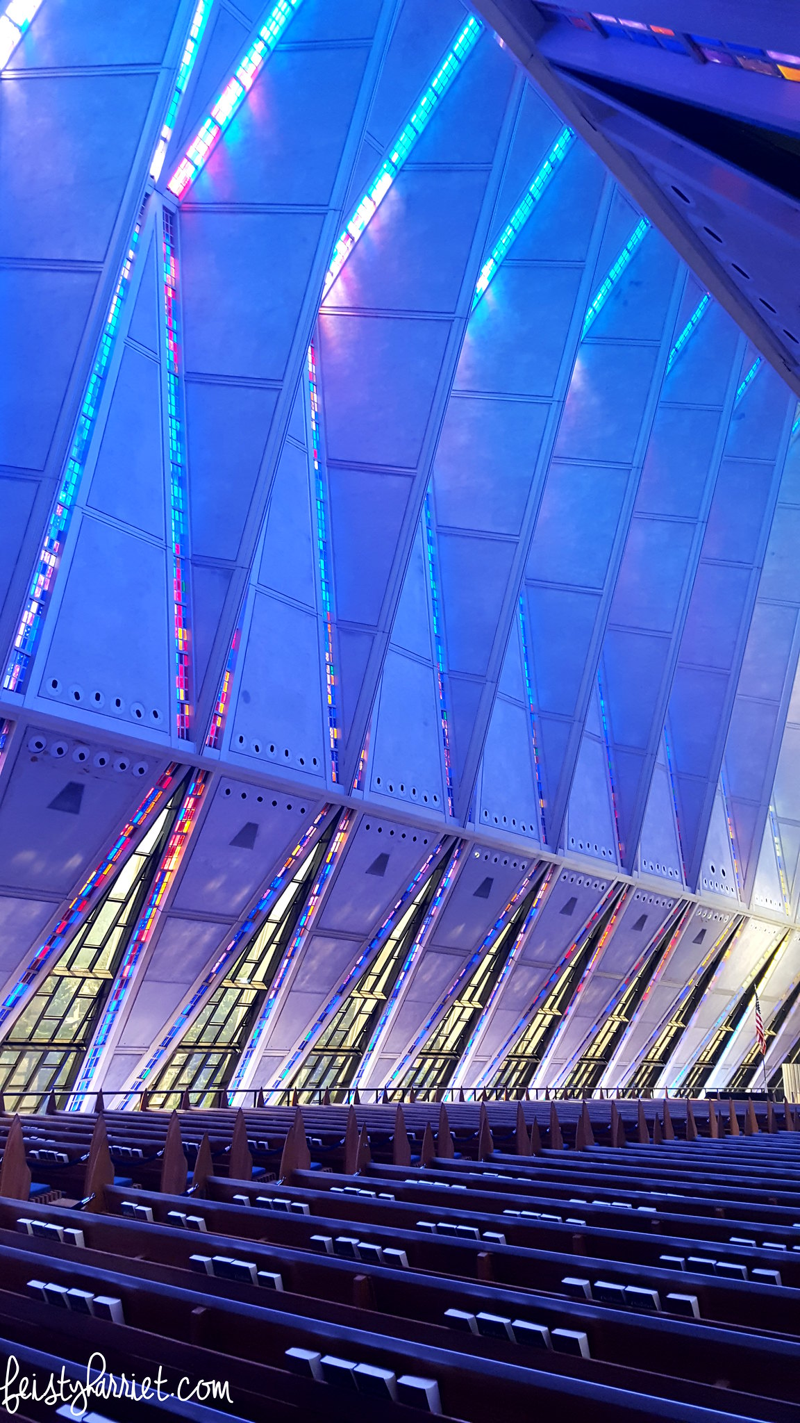 Air Force Academy_Cadet Chapel_feistyharriet_July 2016 (3)