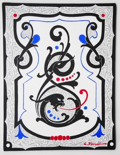 Otros yo obras 24 Filete blanco y negro