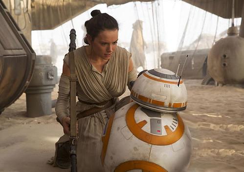 Star Wars - Episode VII - The Force Awakens - screenshot 3