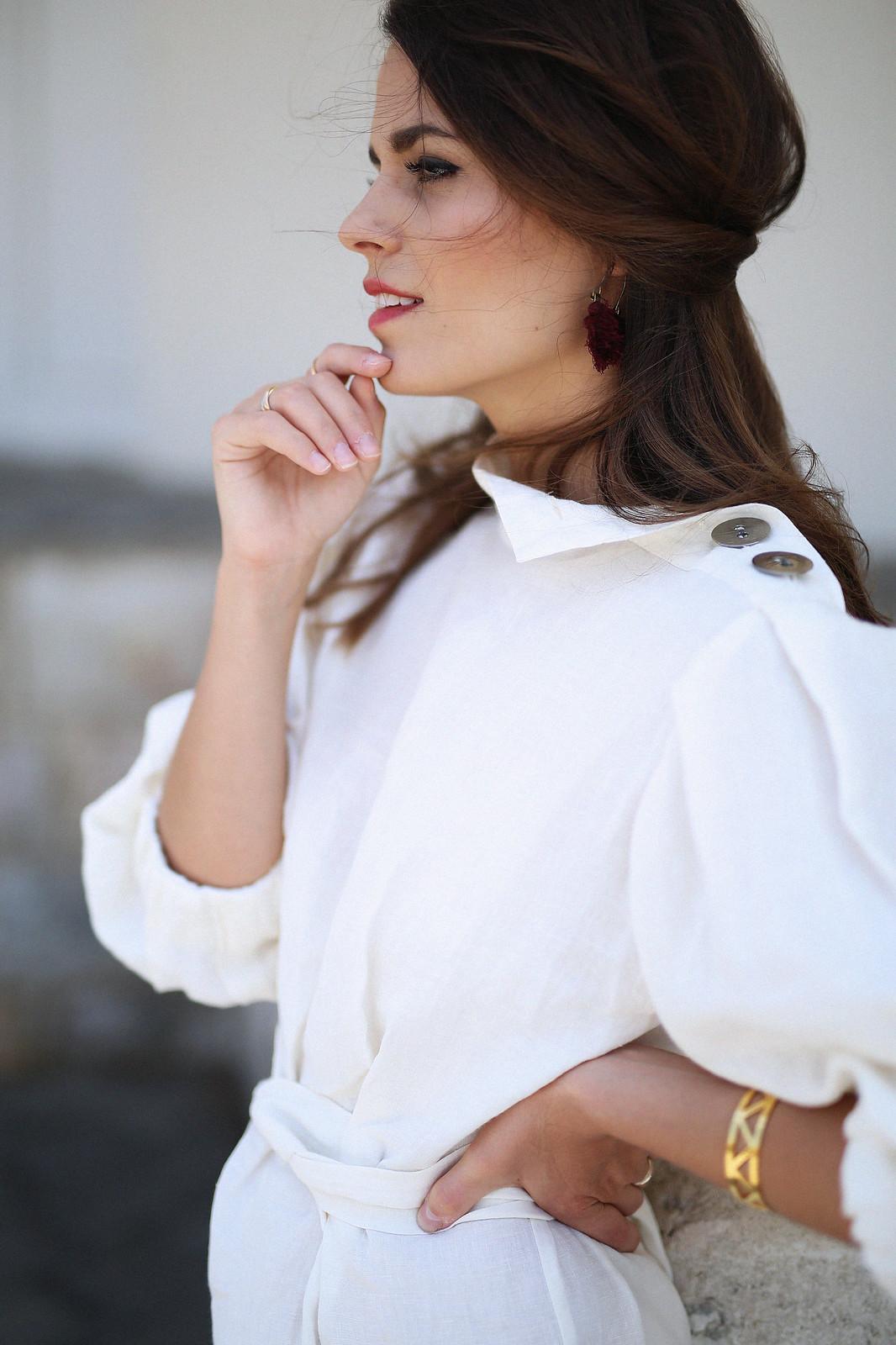 jessie chanes seams for a desire zara vestido lino capazo rafia-13