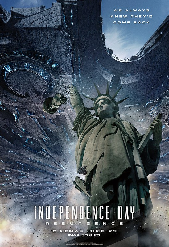 Independence Day - Resurgence - Poster 9