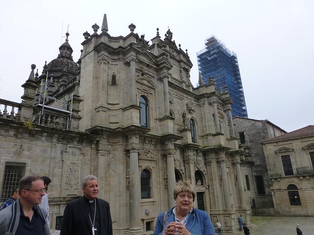 Peregrinación a Santiago y Fátima - septiembre 2014