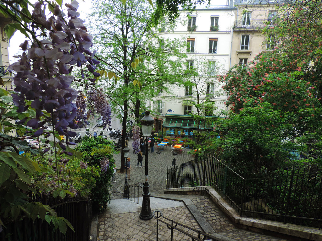 Our First Impressions Of Paris: Montmartre, Paris