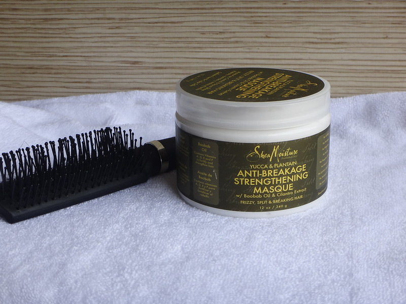 Shea Moisture Hair Masque