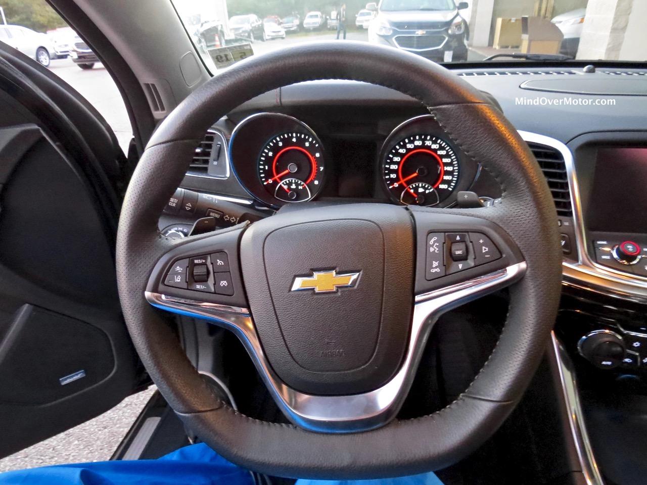 2014 Chevrolet SS Steering Wheel
